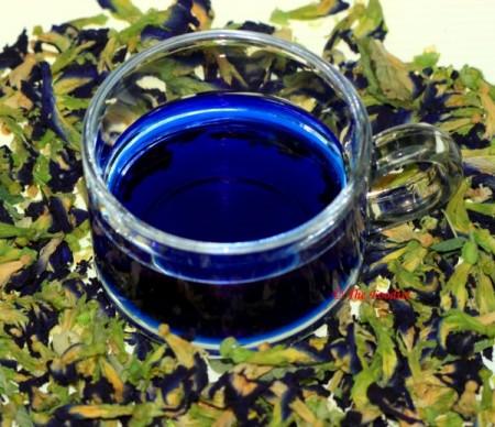 BlueChai Blue Tea